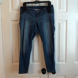 Ingrid and Isabel Maternity Jeans